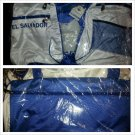 EL SALVADOR Unisex Soccer Duffel Travel Bag Shoulder Bag Fitness Accessory NEW