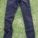 Women's black cotton stretch pants Women's casual dress office stretch pants 7