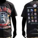 Negro League Baseball T shirt Black Negro League short sleeve T shirt  M-5X
