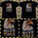 NEFF Black Short sleeve T-Shirt Neff Eagle print  short sleeve T shirt  XL NWOT