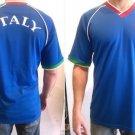 Mens Soccer Jersey Blue ITALY Soccer Jersey Polyester Soccer Jersey S-2X #1