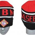 Negro League Baseball Beanie NLBM Black Red SKI CAP BEENIE BEANIE SKULL CAP