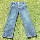 ROCK & REPUBLIC blue denim jean pants Mens relax fit denim jean Pants 40WX30L