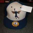 Negro League Fitted Baseball Hat SEATTLE PIOLETS 7 7/8