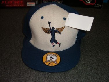 Negro League Fitted Baseball Hat SEATTLE PIOLETS 7 7 8 c112df87818