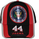 President Barack Obama Black baseball cap hat 44th President Baseball Cap #3