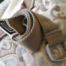 PRO CLUB olive cargo twill belt Heavy duty cotton twill belt Unisex belt 38-40W