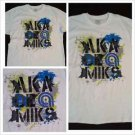 AKADEMIKS White short sleeve T- Shirt Men's White short sleeve Tee shirt 4X 6X