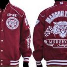 Morehouse College Long sleeve Race Jacket HBCU COLLEGE JACKET S-4X #2