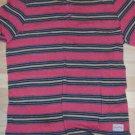 Dark Salomon Black Yellow short sleeve Hensley T-SHIRT Stripe t-shirt XL