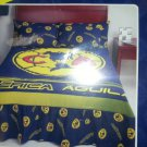 AMERICA AGUILA SOCCER BED SET BEDDING QUILT PILLOW 3PC SOCCER BED SET
