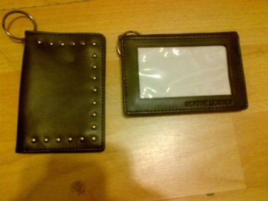 """TruckerBiker 4"""" Wallet With Chain Leather Fold out Biker Wallet with Chain Loop"""