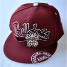 Alabama A&M State Snapback Baseball Cap Hat Bulldogs One size fits all