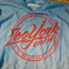 ZOO YORK Blue short sleeve skater t shirt Zoo York Unbreakable T shirt  L NWOT