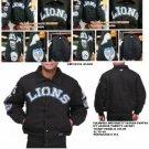 Columbia University Lions Tennis team Varsity Letterman Jacket IVY LEAGUE XL-5X