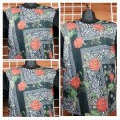 Rose Bandana Sublimation short sleeve T shirt Bandana Print short sleeve tee