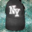 NEW YORK  adjustable Baseball Hat NY Black Baseball Cap Hat Unisex ball cap flex