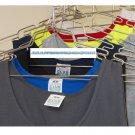 BLACK TANK TOP T-SHIRT by PRO CLUB TANK TOP T-SHIRT S-5XL 6PACK Comfort style