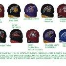 Mississippi Valley State Baseball Cap Hat HSBC Baseball Cap Hat Adjustable SWAC