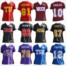 Prairie View Panthers Football Jersey Womens College Football Jersey S-3XL NWT