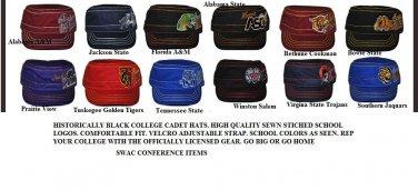 Virginia State University Captains Cap Baseball Hat Military Style Cadet Cap Hat