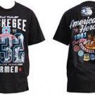 Tuskegee Airmen T shirt  Tuskegee Airman short sleeve T-shirt  Top M-5XL #2