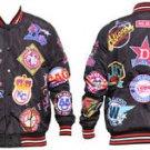Negro League Baseball Commemorative Jacket NLBM MLB ALB BASEBALLJACKET M-5X