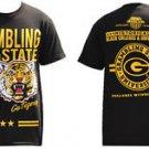 Grambling State University short sleeve college T shirt GSU TIGERS M-4X