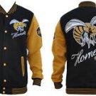 Alabama State University Hornets Fleece College Baseball Jacket HBCU M-5X