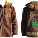 IOTA PHI THETA FRATERNITY WINDBREAKER JACKET COAT ZIP JACKET  M-5X