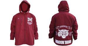 Morehouse College windbreaker Jacket Zip Up Hoody Windbreaker M-4X