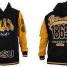 Bowie State University Hoodie Jacket Bulldogs Pullover Hoody Jacket