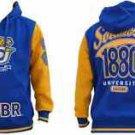 Southern University Hoodie Jacket Southern Jaguars Pullover Hoody Jacket  SMALL