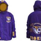 Benedict University College Windbreaker Jacket Zip Up Hoody Windbreaker M-4X
