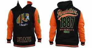Florida A&M University Hoodie Jacket Rattlers Florida A&M Pullover Hoody