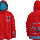 Delaware State University windbreaker Jacket Zip Up Hoody Windbreaker M-4X