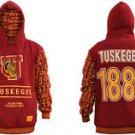 Tuskegee University Pullover Hoodie Jacket Fleece Hoody TSU Golden Tigers M-4XL