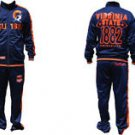 Virgina State University Jogging Suit University  2PC  Mens Warm up set M-4
