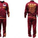 Shaw  University Jogging Suit University  2PC  Mens Warm up set M-4