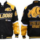 Bowie State University Race Jacket HBCU Race Jacket Mens Race Jacket M-4X