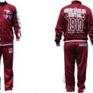 North Carolina Central Jogging Suit University  2PC  Mens Warm up set M-4