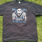 PHI BETA SIGMA TILL THE DAY I DIE TEE Phi Beta Sigma Short Sleeve T-shirt M-3X