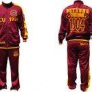 Bethune Cookman University Jogging Suit warm up set pants HBCU Warm up set M-4X