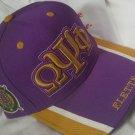 OMEGA PSI PHI FRATERNITY BASEBALL HAT CAP Q-DOG BASEBALL HAT CAP QUE DOG HAT #9