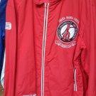 Delta Diva Sorority Jacket DST 1913 Red DELTA SIGMA THETA WINDBREAKER OO-OOP #2