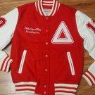 Delta Diva  Sorority Jacket Wool DST Jacket 1913 Fortitude Wool Coat OOO-OOP #3