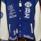 Phi Beta Sigma Fraternity Jacket Phi Beta Sigma Wool Letterman Jacket 1914