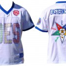 Order of the Eastern Star O.E.S Women's Eastern Star Football Jersey Top S-4X