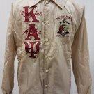 Kappa Alpha Psi Fraternity Line Jacket  Kappa Alpha Psi Line Jacket Crimson