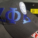 ZETA PHI BETA SORORITY BASEBALL HAT Z PHI B BLACK  BASEBALL CAP SORORITY HAT